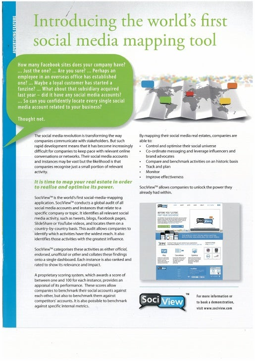 CorpComms SociView Feature