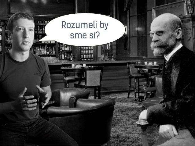 Od Durkheima k Zuckerbergovi Slide 2