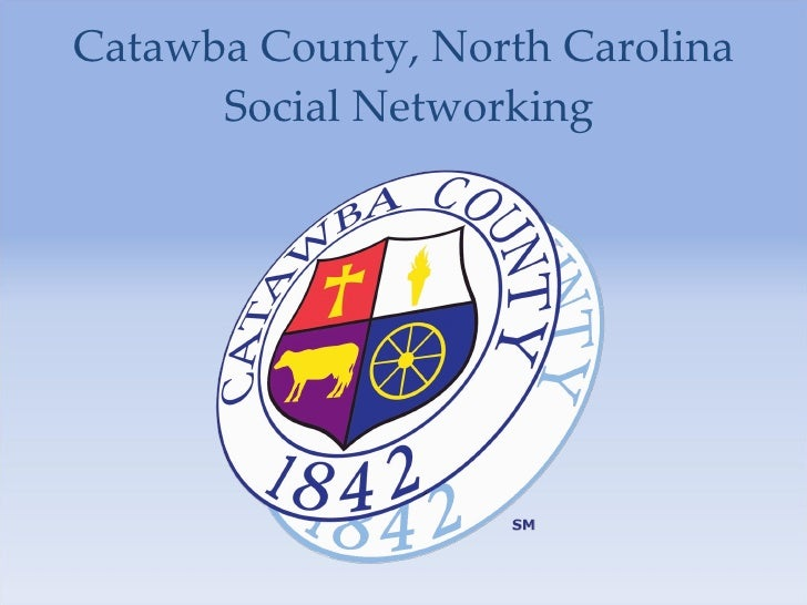 Catawba County, North Carolina       Social Networking