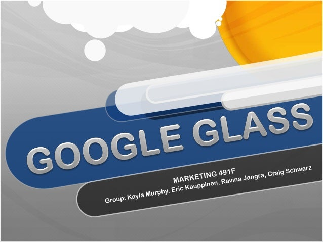 """Google is at the forefrontof innovationEach product theyrelease is heavilyanticipatedGoogle Glass is possibly""""the most hyp..."""