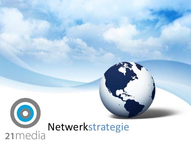 Netwerkstrategie<br />