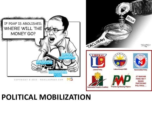 POLITICAL MOBILIZATION
