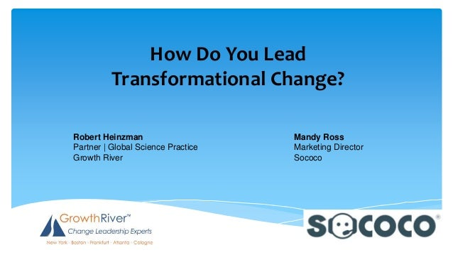 "change within an organization Start the change process with people who have disproportionate influence in the organization look for ways to get people to experience the harsh realities that make change necessary look for ways to redistribute resources toward ""hot spots"" – activities that require few resources but result ."