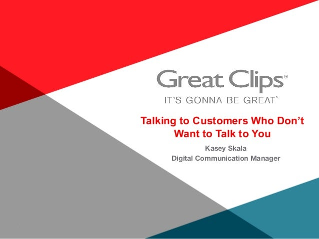 Talking to Customers Who Don't           Want to Talk to You                   Kasey Skala         Digital Communication M...