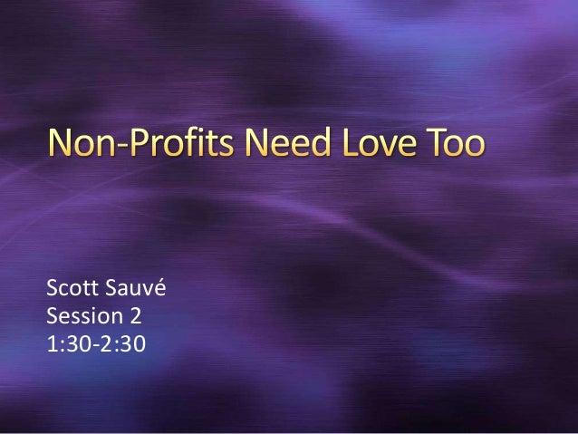 Scott SauvéSession 21:30-2:30