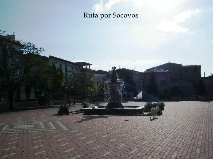 Ruta por Socovos