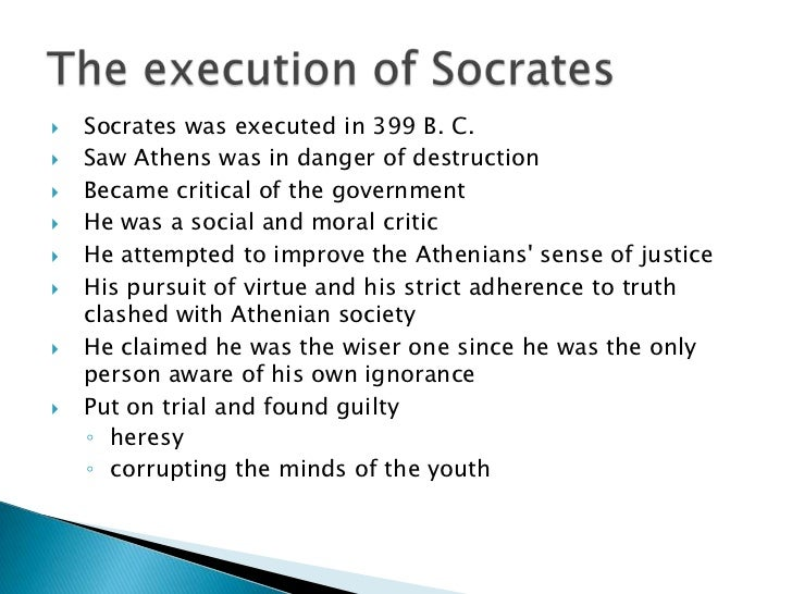 the negative effects caused by the death of socrates in athens In his written dialogues he conveyed and expanded on the ideas and techniques of his teacher socrates  to athens and founded his  plato's death,.
