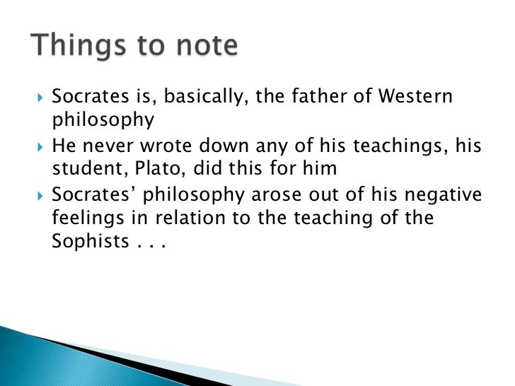 socrates ideas about self