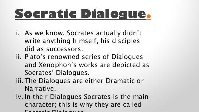 Socrates Assignment Comes Presentation