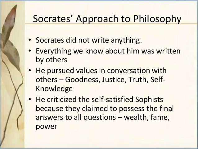 socrates accused of corrupting the minds of the youth Socrates is trying to persuade the jury by defending himself against accusations made by fellow athenian, meletus he accuses socrates of corrupting the youth and of not believing in the gods the city of athens believes in (apology, 24 b-c).