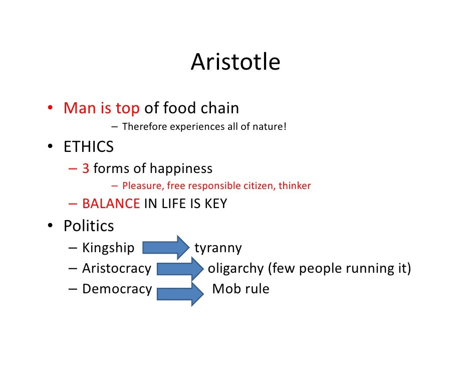 differences between plato and aristotle Aristotle vs plato comparison aristotle and plato were philosophers in ancient greece who critically studied matters of ethics, science, politics, and more though many more of plato's works survived the centuries, aristotle's contributions have arguably been more influential, particul.