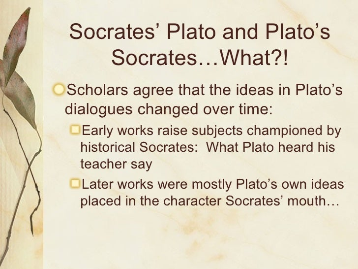 the character of socrates as exhibited on the crito Socrates in the crito, which she finds to be in full accord with his views in the apology, from those of the laws, which in what the laws in the crito have to say is in some respects completely out of character with socrates as we know him from experience showed him that he was mistaken he became disgusted with.
