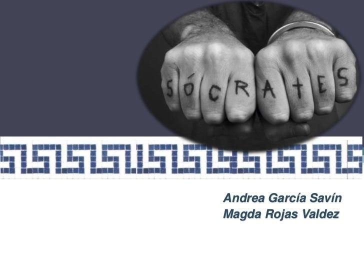 Andrea García Savín<br />Magda Rojas Valdez<br />