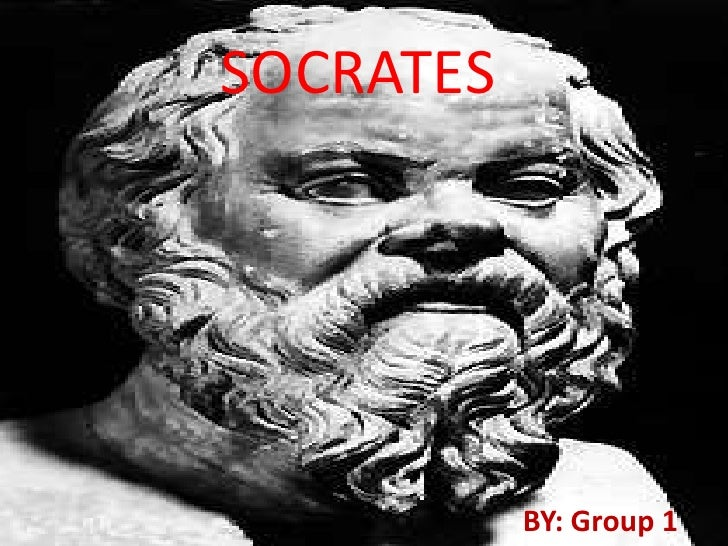 SOCRATES<br />BY: Group 1<br />