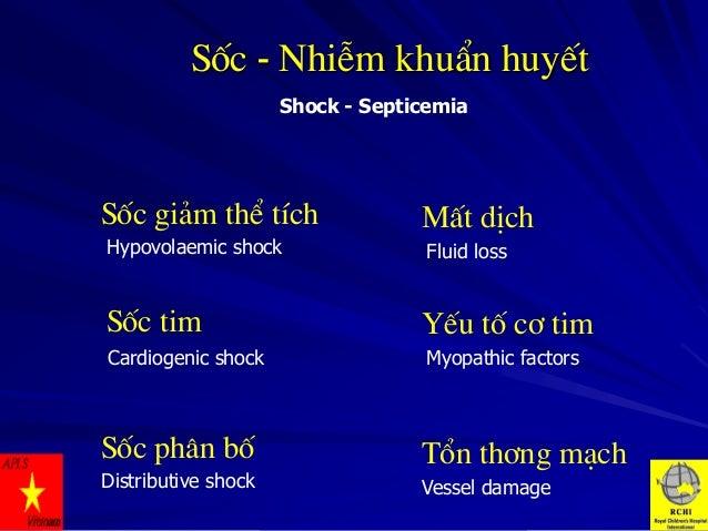 Sèc - NhiÔm khuÈn huyÕt Shock - Septicemia  Sèc gi¶m thÓ tÝch Hypovolaemic shock  MÊt dÞch Fluid loss  Sèc tim  YÕu tè c¬ ...