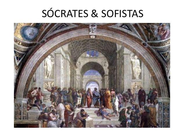 SÓCRATES & SOFISTAS