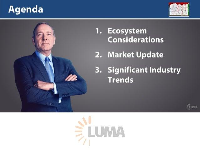 LUMA's State of Digital Media at DMS 16 Slide 3