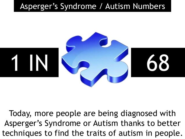 individuals with asperger syndrome Some of the world's biggest and most well known geniuses were autistic or had autistic tendencies these are 25 famous people with asperger syndrome.