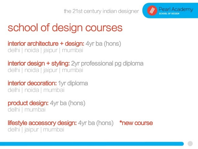 16 School Of Design Courses