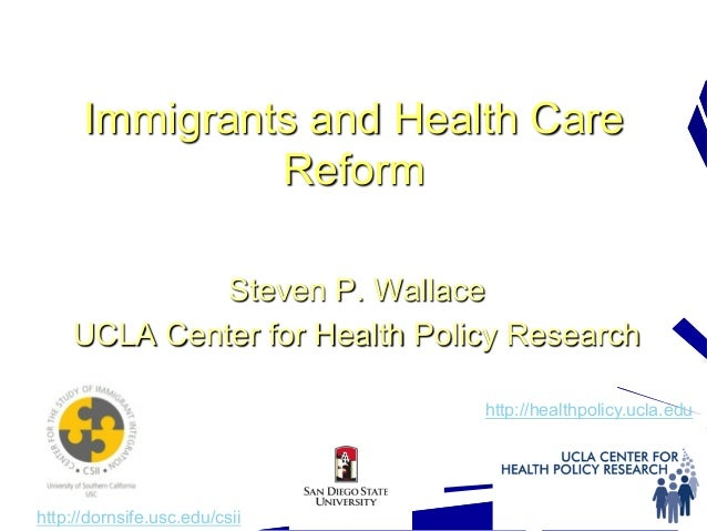 the issue of providing health care for illegal immigrants These concerns compel us to examine the issue more  provide such care regardless of citizenship  studies of illegal immigrant impacts on health care costs.