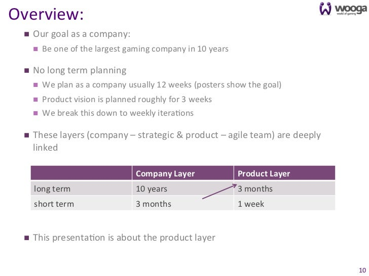 Overview:   n   Our goal as a company:         n   Be one of the largest gaming company in ...