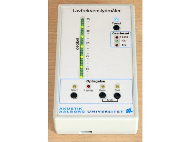 Imagine household without a Low Frequency Sound Meter…
