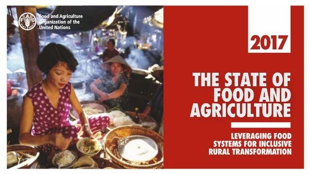 Fulfilling the 2030 Agenda depends crucially on progress in rural areas 1 / 11  In adopting the 2030 Agenda the internati...