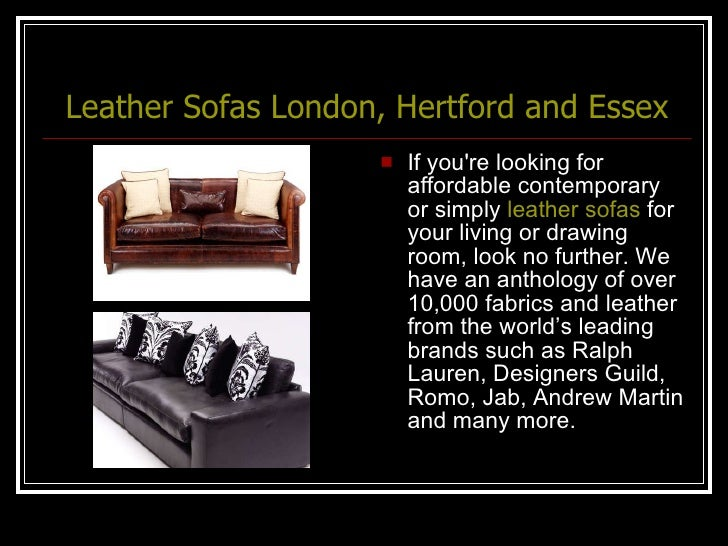 sofa and chair designers and makers london hertford and essex