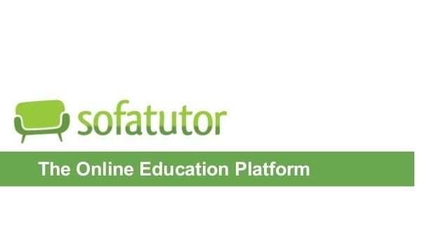 The Online Education Platform