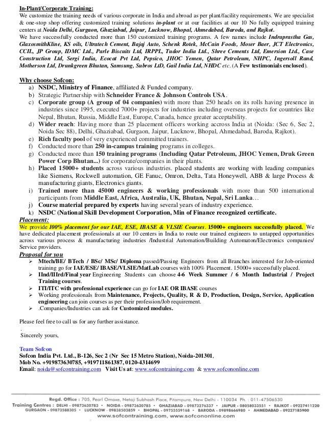 Allen Bradley PLC Training | PLC Training Institute