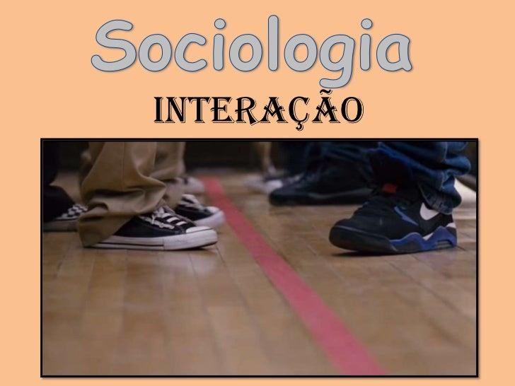 Interação  social elinguagem