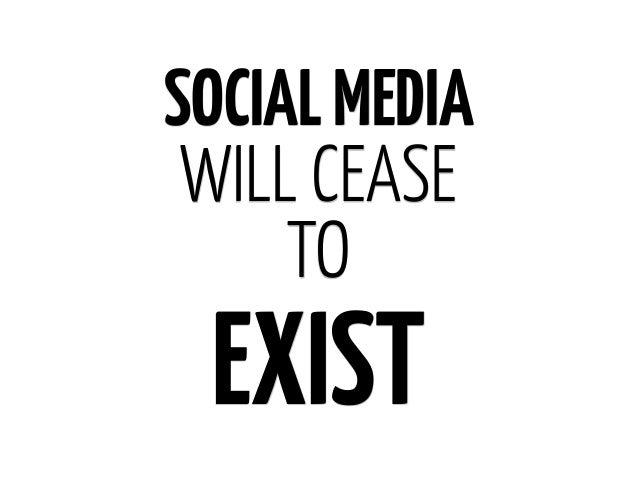 EVERYTHING  WILL BESOCIAL