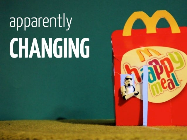 apparentlyCHANGING