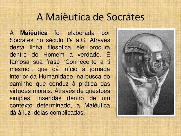 So Sei Que Nada Sei Frase De Socrates: Sofistas E Socrates