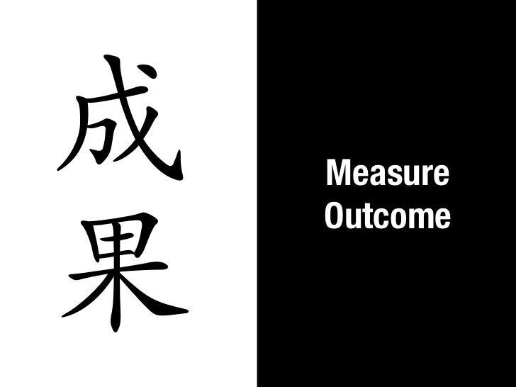 MeasureOutcome