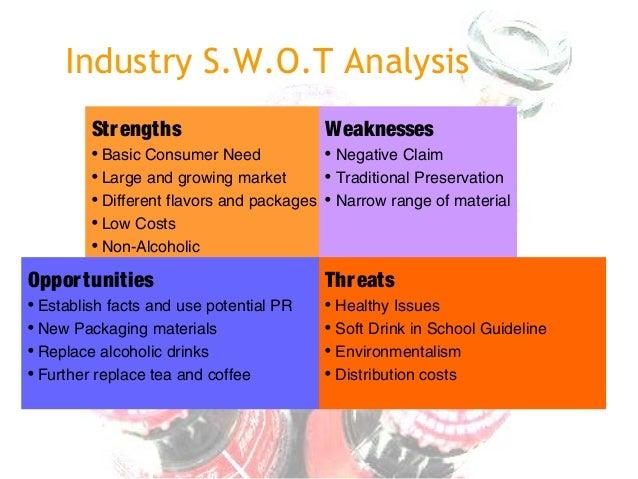 swot analysis pepsi vs coke
