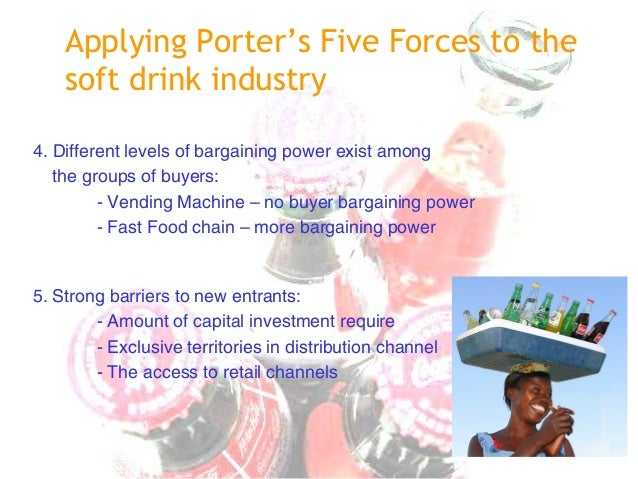 Porters National Diamond Soft Drinks