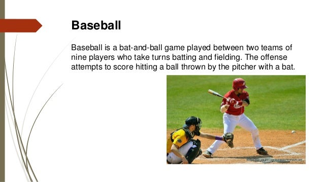 compare and contrast essay on baseball and softball If you think about ball games, baseball and softball are amongst the most popular ball games that you may have in mind to know the difference between.