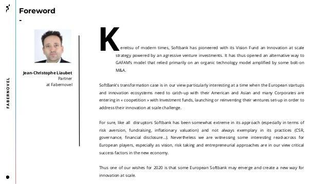 Fabernovel study on SoftBank Slide 3