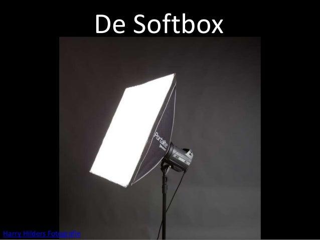 De Softbox Harry Hilders Fotografie