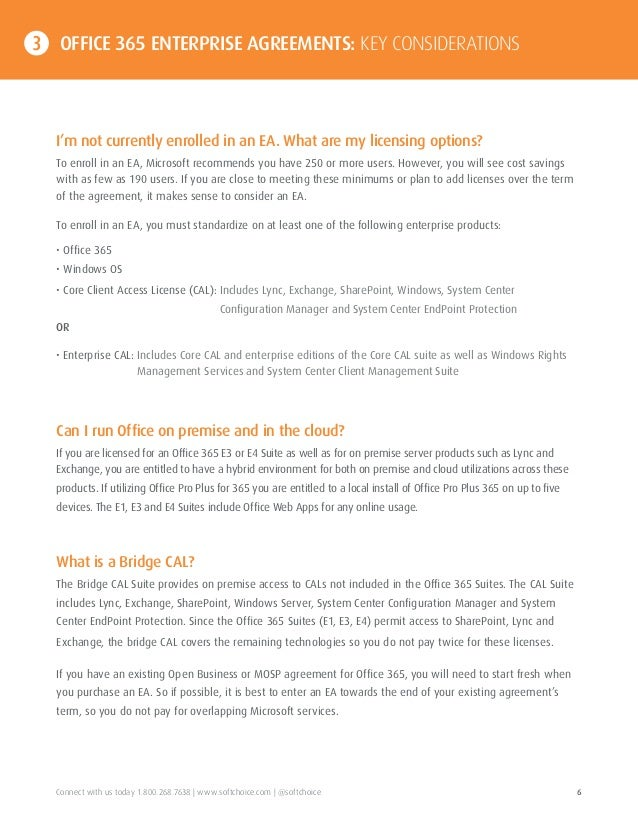 office 365 licensing guide