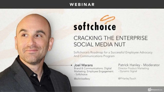 #DySiWebinar @schnitzelboy @PHanleyTouch Why Company Communications And Employee Advocacy Matter Now More Than Ever
