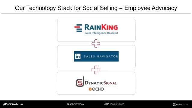 #DySiWebinar @schnitzelboy @PHanleyTouch Dynamic Signal Works With The World's Leading Companies