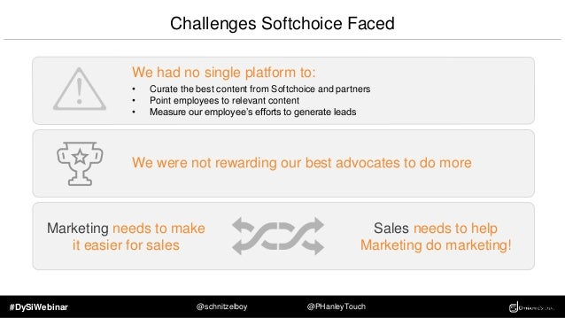 #DySiWebinar @schnitzelboy @PHanleyTouch How did you get started with employee advocacy?