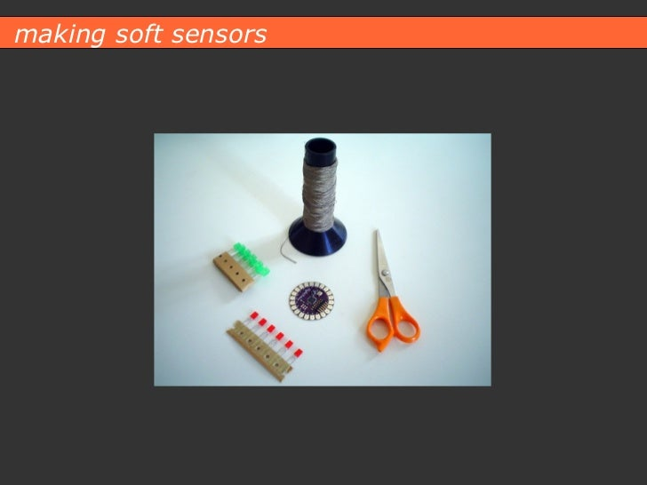 making soft sensors