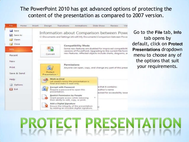 powerpoint 2010 essay Related documents: microsoft powerpoint and main points essay examples abuse and main point essay a body 1 main about microsoft powerpoint 2010 | use this guide to learn about the new features of microsoft powerpoint 2010.
