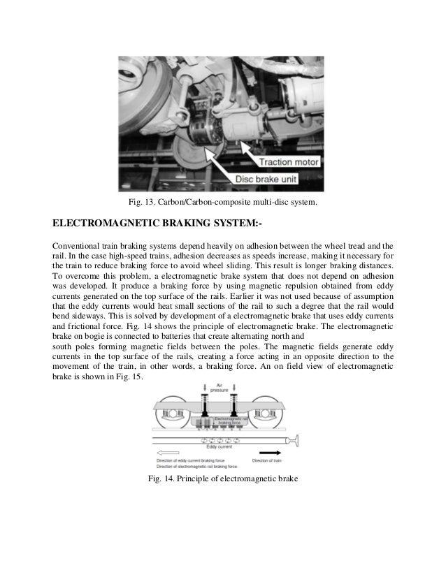 Railway wagon braking system pdf by salim malik