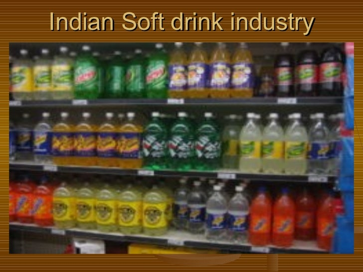 market share of soft drinks in india 2019