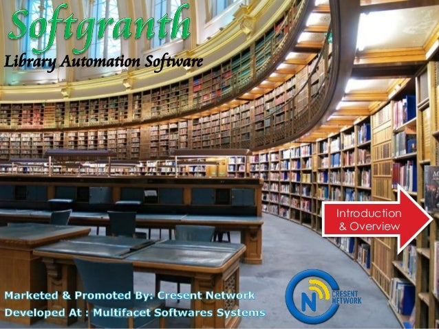 Library Automation Software Introduction & Overview