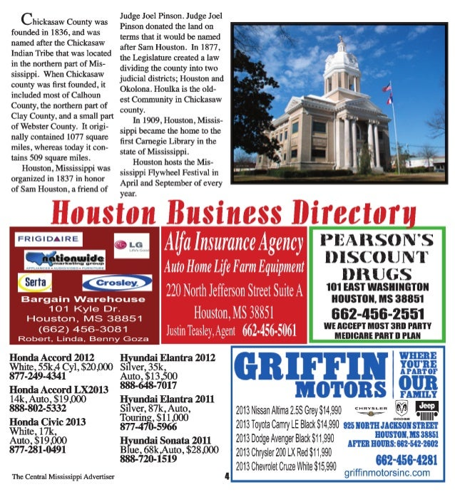 Griffin Motors Houston Ms Impremedia Net